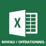 Formation bureautique excel opérationnel
