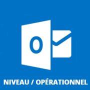 formation bureautique outlook niveau opérationnel