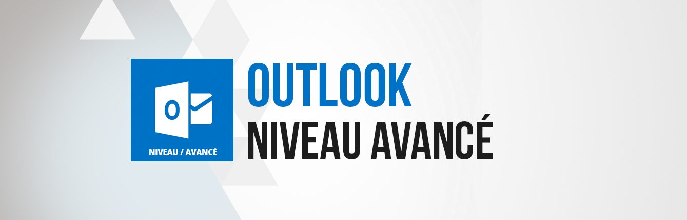 Formation Outlook niveau avancé
