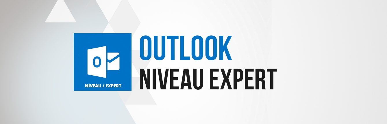 Formation Outlook niveau expert