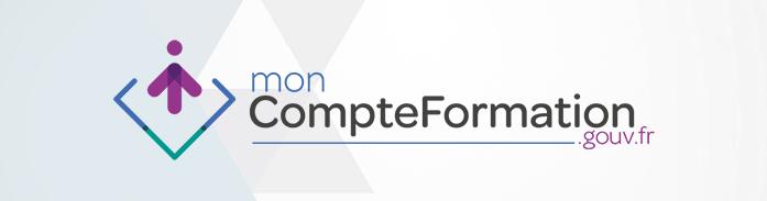 Le Compte Personnel de Formation (CPF) Logo