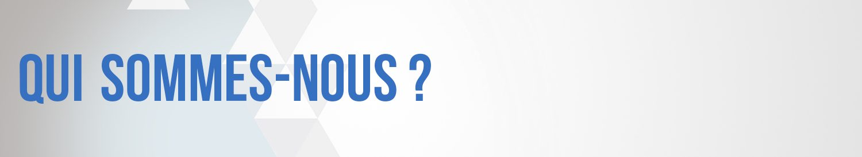 Qui sommes-nous ?