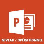 Powerpoint formation bureautique niveau opérationnel